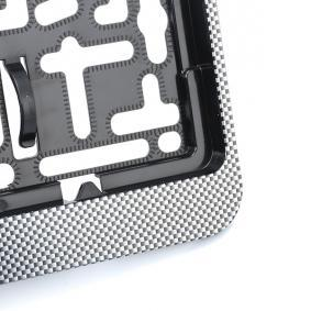 DACAR CARBON Πλαίσια πινακίδας κυκλοφορίας ARGO - Φθηνά επώνυμα προϊόντα