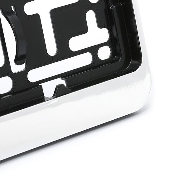 DACAR CHROM Supporti per targhe auto ARGO prodotti di marca a buon mercato