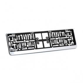Αγοράστε DACAR CHROM ARGO χρώμιο Πλαίσια πινακίδας κυκλοφορίας DACAR CHROM Σε χαμηλή τιμή