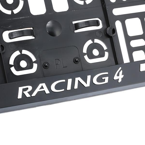 MONTECARLO3D Supporti per targhe auto ARGO MONTE CARLO 3D - Prezzo ridotto