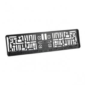 MONTECARLO3D Uchwyty na tablicę rejestracyjną ARGO MONTE CARLO 3D Ogromny wybór — niewiarygodnie zmniejszona cena