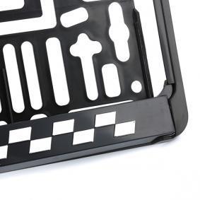 MONTECARLO3D Πλαίσια πινακίδας κυκλοφορίας ARGO - Εμπειρία μειωμένων τιμών