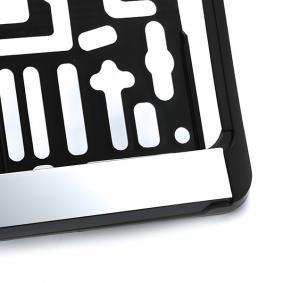 MONTE CARLO CHROM Uchwyty na tablicę rejestracyjną ARGO - Tanie towary firmowe