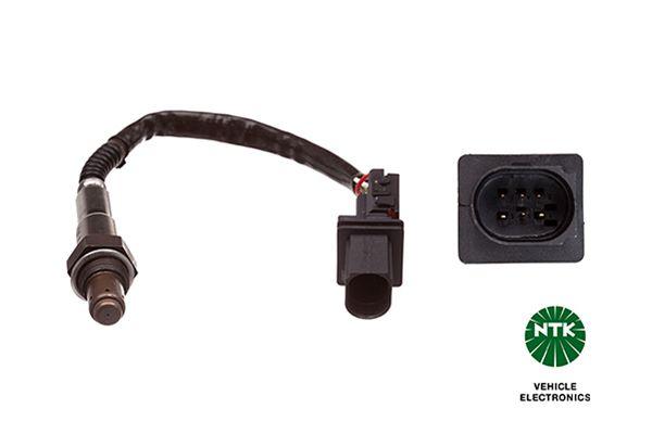 Lambda sensor 93195 NGK — only new parts