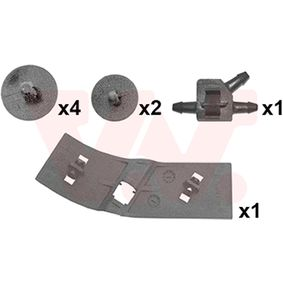 4333797 VAN WEZEL Montagesatz, Motorhaube 4333797 günstig kaufen