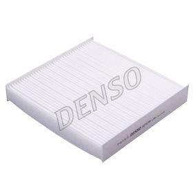 DCF579P DENSO Partikelfilter Breite: 213mm, Höhe: 34mm, Länge: 200mm Filter, Innenraumluft DCF579P günstig kaufen