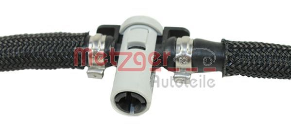 METZGER: Original Kraftstoffverteiler 0840084 ()