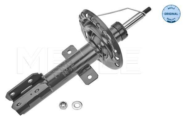 MSA0784 MEYLE Vorderachse, Gasdruck, ORIGINAL Quality, Zweirohr, Federbein, oben Stift Stoßdämpfer 16-26 623 0019 günstig kaufen