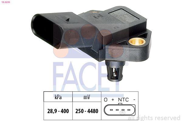 Original BMW Map Sensor 10.3235