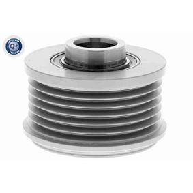 V46-23-0006 VEMO Breite: 40,9mm, Spezialwerkzeug zur Montage notwendig, Q+, Erstausrüsterqualität Generatorfreilauf V46-23-0006 günstig kaufen