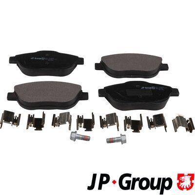 JP GROUP Bremsbelagsatz, Scheibenbremse 3163604210