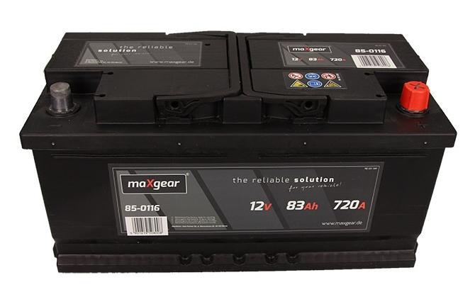 OE Original Autobatterie 583 400 072 MAXGEAR