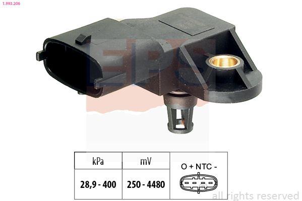 Original NISSAN Ladedrucksensor 1.993.206