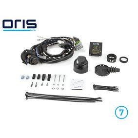 010-619 BOSAL-ORIS no se requiere habilitación Juego eléctrico, enganche de remolque 010-619 a buen precio
