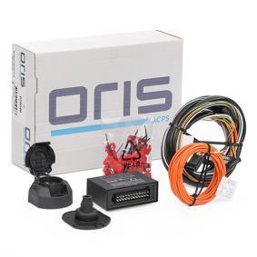 025-048 BOSAL-ORIS no se requiere habilitación Juego eléctrico, enganche de remolque 025-048 a buen precio