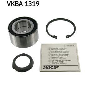 VKBA 1319 SKF Ø: 80mm, Innerdiameter: 42mm Hjullagerssats VKBA 1319 köp lågt pris