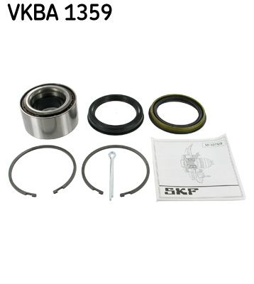 VKBA 1359 SKF Ø: 72mm, Innendurchmesser: 42mm Radlagersatz VKBA 1359 günstig kaufen