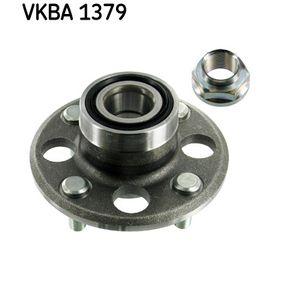 Zestaw łożysk koła VKBA 1379 HONDA CRX w niskiej cenie — kupić teraz!