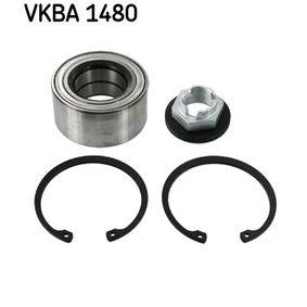 Radlagersatz VKBA 1480 FORD COUGAR Niedrige Preise - Jetzt kaufen!
