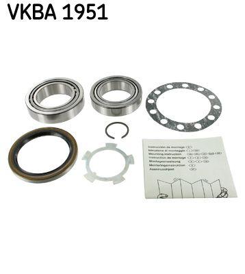 Köp SKF VKBA 1951 - Lagren till Toyota: