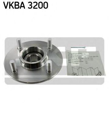 Купете VKBA 3200 SKF Комплект колесен лагер VKBA 3200 евтино