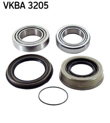 Hjullagersats VKBA 3205 som är helt SKF otroligt kostnadseffektivt