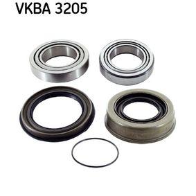 Купете VKBA 3205 SKF Комплект колесен лагер VKBA 3205 евтино