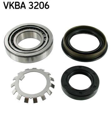 Купете VKBA 3206 SKF Ø: 80мм, вътрешен диаметър: 40мм Комплект колесен лагер VKBA 3206 евтино