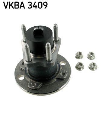 VKBA 3409 Комплект колесен лагер SKF Test