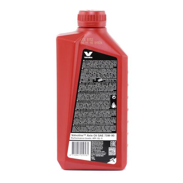 866890 Трансмисионно масло Valvoline - опит