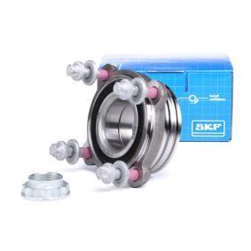 Pirkti VKBA 3445 SKF su ABS jutiklio žiedu vidinis skersmuo: 45mm Rato guolio komplektas VKBA 3445 nebrangu