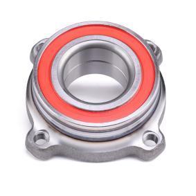 VKBA 3445 Rato guolio komplektas SKF - Pigus kokybiški produktai