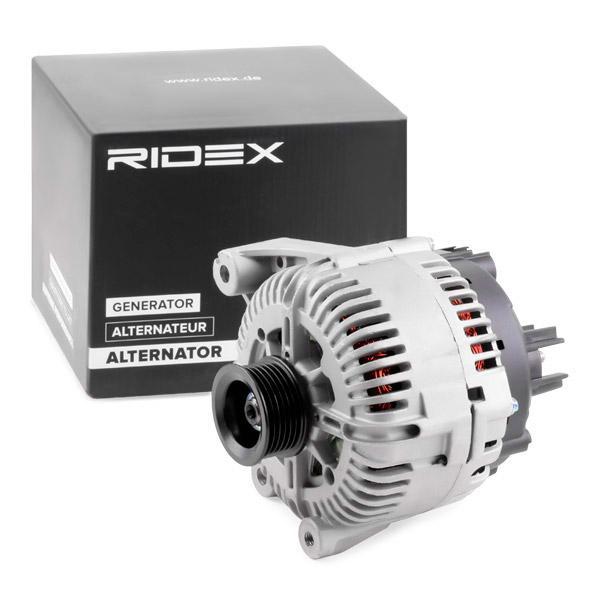 RIDEX Lichtmaschine 4G0087