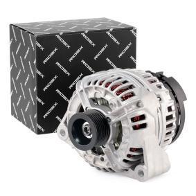 Αγοράστε 4G0218 RIDEX 12V, 120Α Πλήθος ραβδώσεων: 6 Γεννήτρια 4G0218 Σε χαμηλή τιμή
