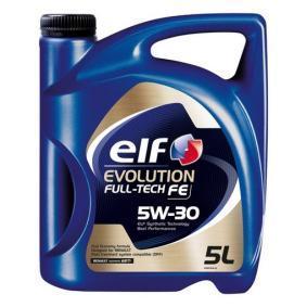 2195305 ELF Evolution, Full-Tech FE 5W-30, 5l, Synthetiköl Motoröl 2195305 günstig kaufen
