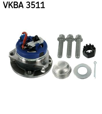VKBA 3511 Комплект колесен лагер SKF в оригиналното качество