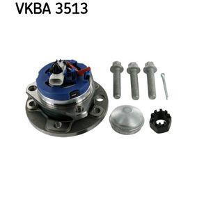 Radlagersatz SKF VKBA 3513 günstige Verschleißteile kaufen