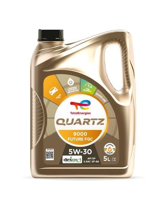 TOTAL   Olio motore 2209056