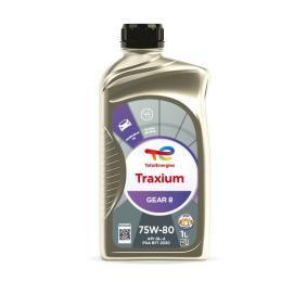 2201278 TOTAL TRANSMISSION 75W-80, Inhalt: 1l API GL-4+, PSA B71 2330 Getriebeöl 2201278 günstig kaufen