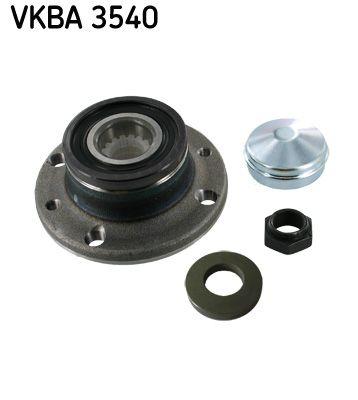 VKBA3540 Radlagersatz SKF Erfahrung