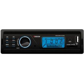 HT-165S VORDON 2tum, 1 DIN, Kopplingar/Kontakter: USB, Kopplingar/Kontakter: AUX in, MP3, WMA Effekt: 4x40W Stereoanläggning HT-165S köp lågt pris