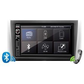 HT-852BT VORDON USB, AUX in, 7Zoll, 2 DIN, 4x45W Bluetooth: Ja Multimedia-Empfänger HT-852BT günstig kaufen