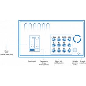 HT-852BT Multimedia-Empfänger VORDON - Markenprodukte billig
