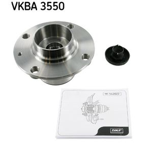 SKF VKBA 3550 Radlagersatz