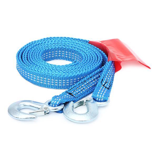 Comprare GD 00307 GODMAR rosso, Portata: 2500kg Corde di traino GD 00307 poco costoso