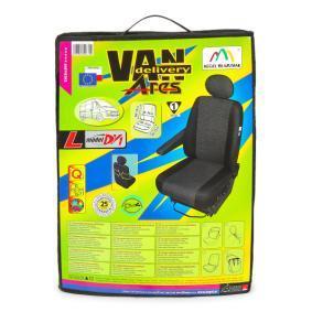 5-1437-217-4015 KEGEL Left Front, Black, Polyester, Quantity Unit: Kit Number of Parts: 3-part, Size: L Seat cover 5-1437-217-4015 cheap