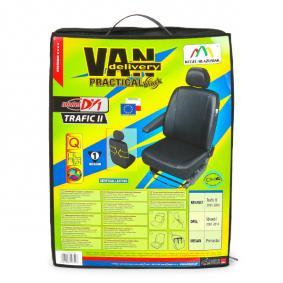 5-1550-244-4010 KEGEL Left Front, Black, Leatherette, Polyester, Quantity Unit: Kit Number of Parts: 3-part, Size: DV1 Trafic Seat cover 5-1550-244-4010 cheap