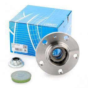 VKBA 3567 SKF mit integriertem ABS-Sensor Radlagersatz VKBA 3567 günstig kaufen