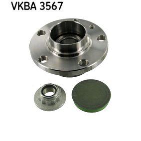 VKBA3567 Hjullagerssats SKF - Upplev rabatterade priser