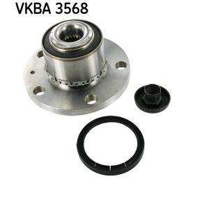 VKN600 SKF med inbyggd ABS-sensor Ø: 66mm Hjullagerssats VKBA 3568 köp lågt pris